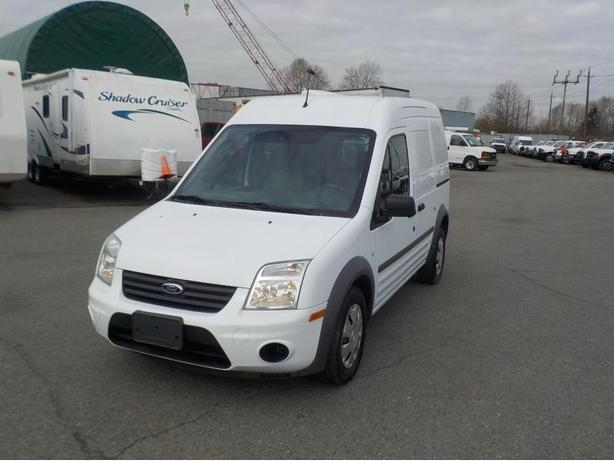 2010 Ford Transit Connect XLT Cargo with Rear Door Glass
