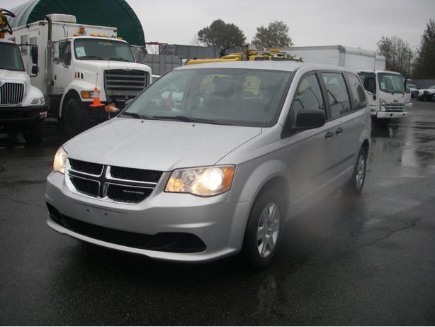 2012 Dodge Grand Caravan SE Stow 'N Go