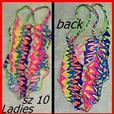 *used* ladies / teens bathing suits