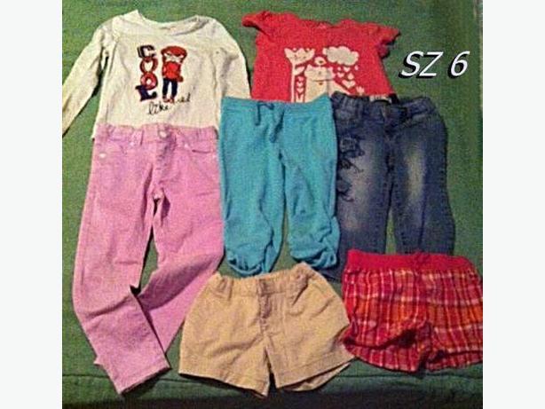 Girls Lot Sz 6 $20
