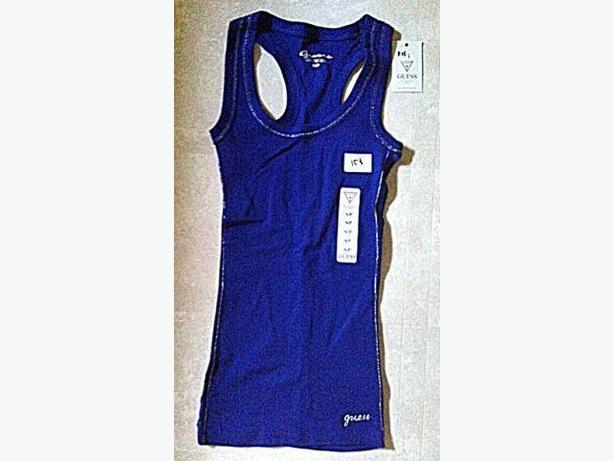 GUESS TANK TOP  SZ SMALL (LADIES OR TEENS)