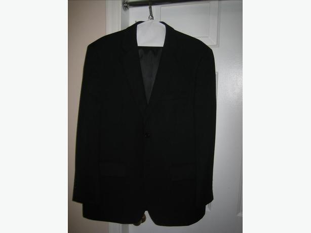 Black suit - Graduation, Wedding, special occasions