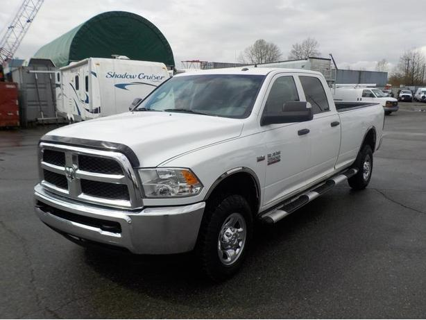 2013 Dodge RAM 2500 Heavy Duty Tradesman Crew Cab Long Box 4WD