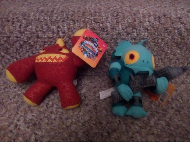 Brand New With Tag Skylanders Giants Plush Toy