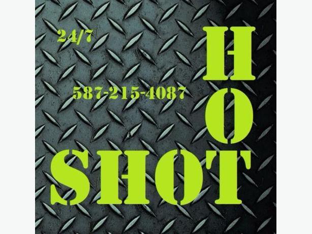 Hotshot delivery services 24/7