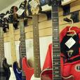 Come and check out our Guitar Wall!!