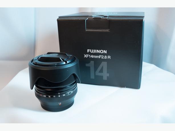 Fujifilm Fujinon Lens 14mm F2 8 Victoria City, Victoria