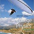 College Physics 9th Ed w/ Solutions & Guides