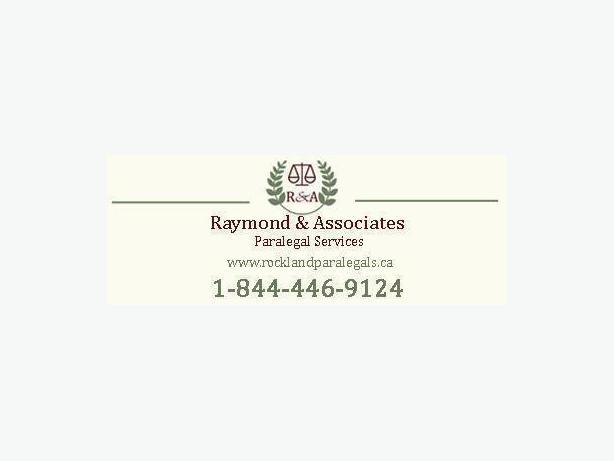 Raymond & Associates Paralegal Services