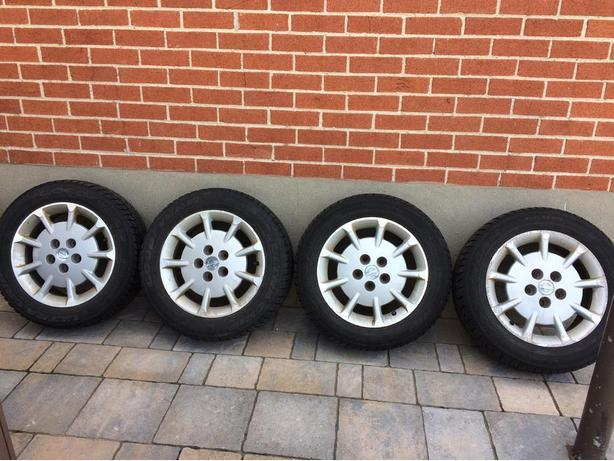 Tires Goodyear Allow rims