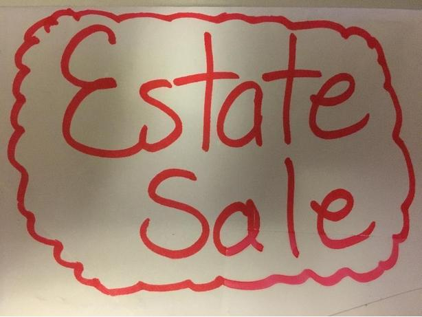 Estate Sale April 28-30