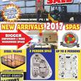 AUTHORIZED MANUFACTURE HOT TUB SALE ON NOW...SAVE $$