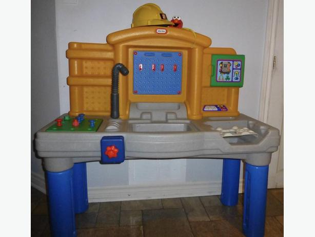 Little Tikes Tool Bench Orleans Ottawa Mobile