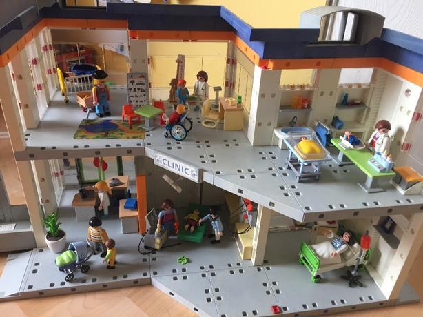 Playmobil Hospital 4404 Instructions