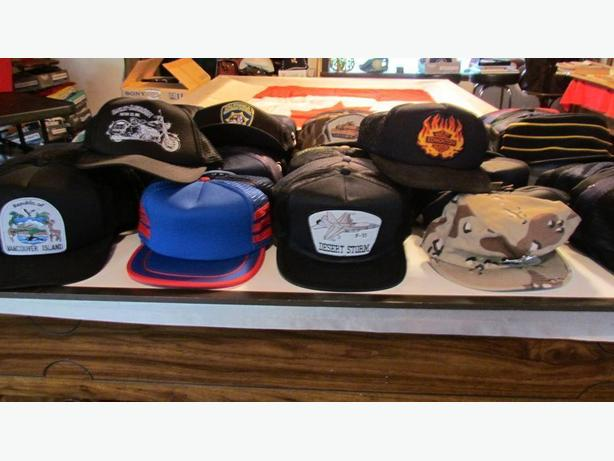 """""""Collectable"""" Over 100 HATS and CAPS """"OFFERS PLEASE"""""""