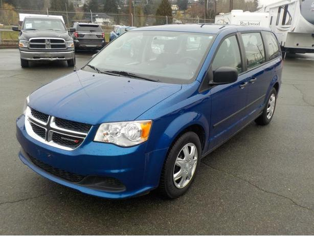 2013 Dodge Grand Caravan CVP Stow 'N Go