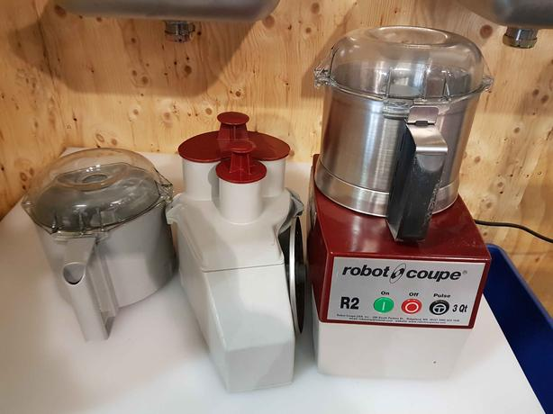 NEW Robot Coupes, Vitamix Blenders, Swiss Juicer – BEST OFFER