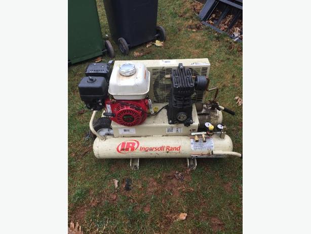 Gas Air Compressor Summerside Pei