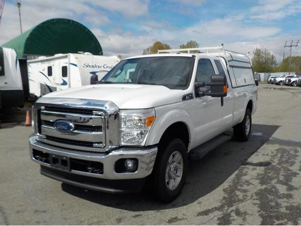2016 Ford F-250 Sd Xlt with Service Canopy u0026 Ladder Rack & 2016 Ford F-250 Sd Xlt with Service Canopy u0026amp; Ladder Rack ...