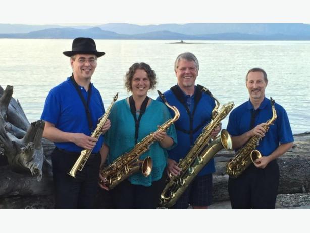 Island Time Saxophone Quartet