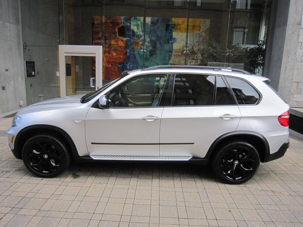 BMW X I AWD ON SALE FULLY LOADED RD ROW SEATING - 2007 bmw x5 4 8i for sale