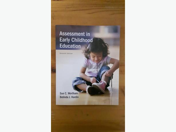 assessment in early childhood Ethical assessment assessment is an important element of early childhood pedagogy key documents two key documents that influence the decisions and approaches of early childhood educators as they undertake assessment are belonging, being and becoming: the early years learning framework for.