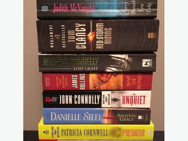 Mixed Book Lot Selling together or individually