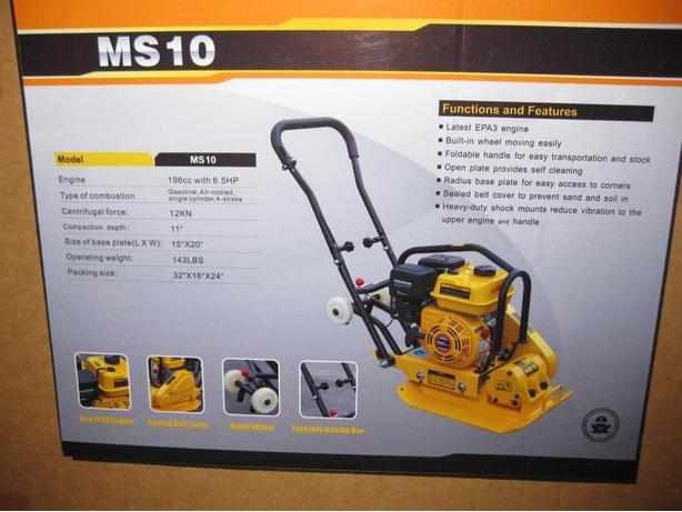 $1,500 · NEW PLATE COMPACTORS & J TAMPERS WHOLESALE DIRECT