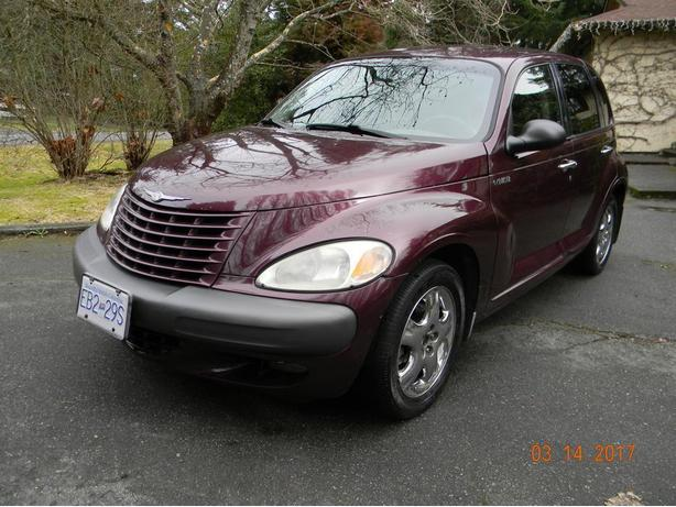 2001 and 2005 Chrysler PT Cruiser Parting Out