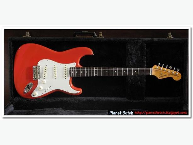 WANTED: Squire Strat or Tele from early 80s JV or SQ