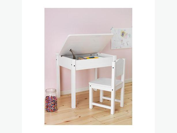 Sundvik study desk and chair (kids) for sale