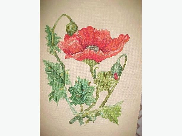 POPPY NEEDLECRAFT