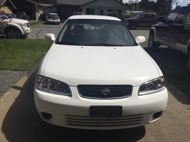 High Quality 2002 Nissan Sentra GXE
