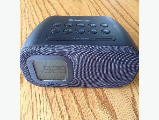  Log In needed $30 · iHome iBT210 Bluetooth Dual Alarm Clock Radio with  Speakerphone
