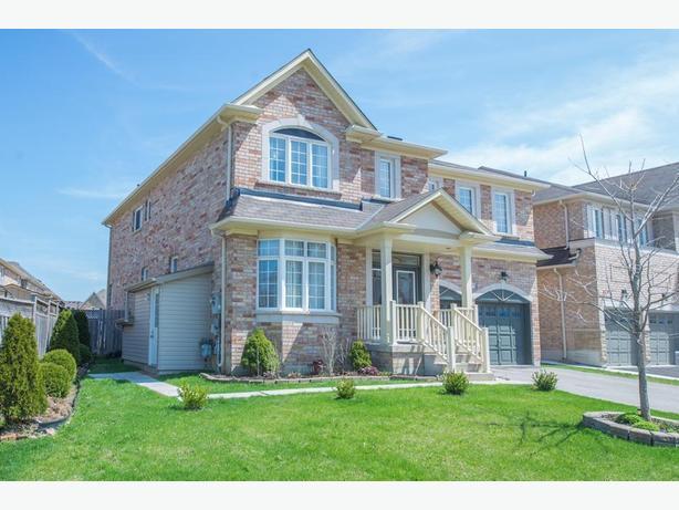 **SOLD** 23 Granite Ridge Cres. Brampton, Real Estate MLS Listing