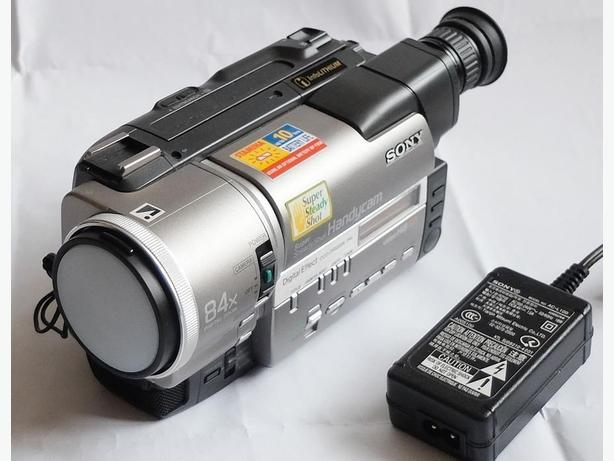 WANTED:  Camcorder Video Camera - 8mm, super8 or miniDV