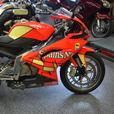 2009 APRILLIA RACE BIKE 4km Collector/Museum quality