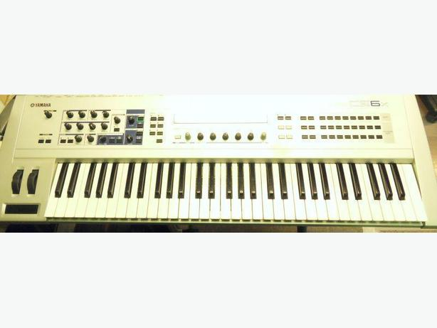 Yamaha CS6X Control Synthesizer