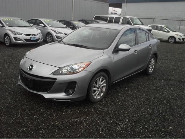 2013 Mazda Mazda3 GS Luxury Sedan