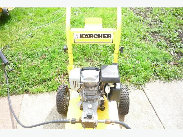 wanted     unwanted pressure washers