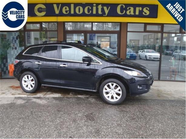 2007 Mazda CX-7 Turbo AWD/Leather/Sunroof 244HP - FINANCING