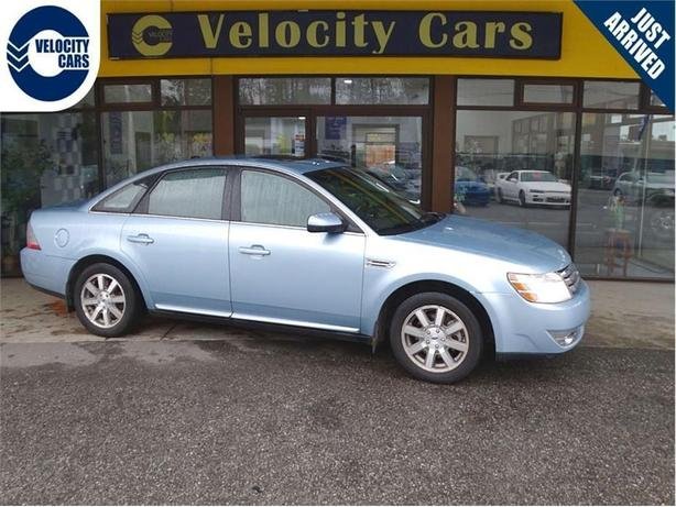 2008 Ford Taurus AWD/SUNROOF/Leather - BEST FINANCING RATE!