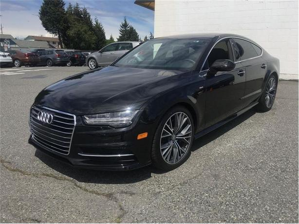 2016 Audi A7 TDI Technik (with leather seats)