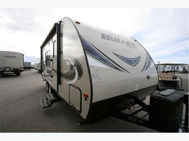 2017 KEYSTONE RV BULLET TT 202BHS
