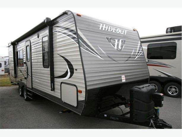 2017 KEYSTONE RV HIDEOUT TT 22RB