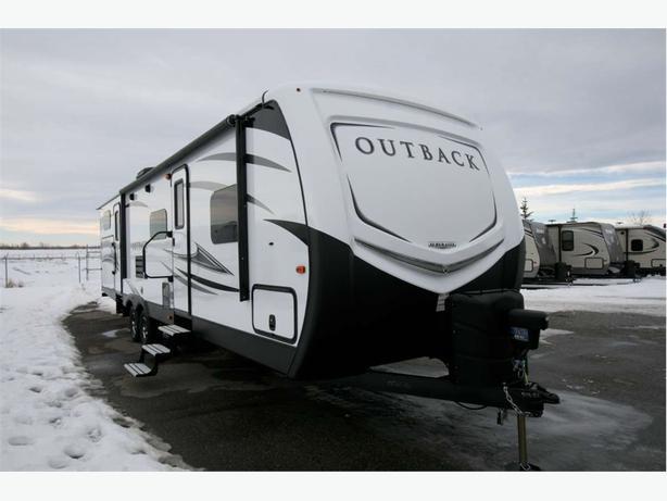 2017 KEYSTONE RV OUTBACK TT 312BH