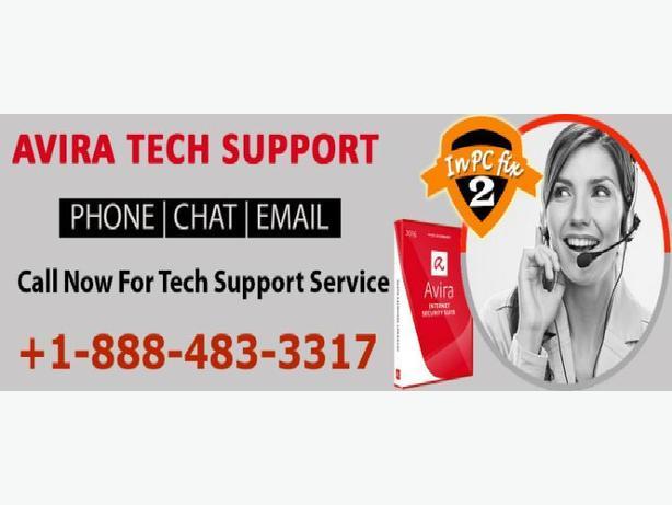 Avira Technical Support Number +1-888-483-3317