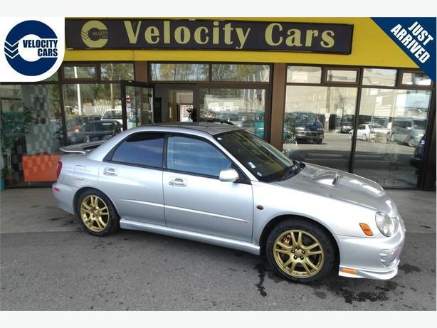 2000 Subaru Impreza WRX STi Bugeye AWD 139K's Turbo 276hp 6-spd Manual