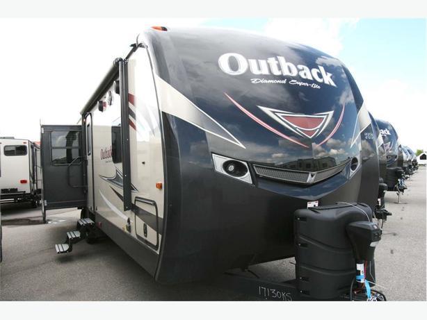 2017 KEYSTONE RV OUTBACK TT 316RL
