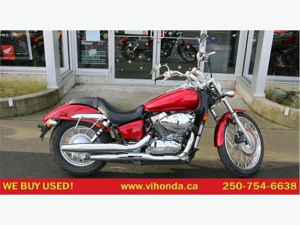 2009 Honda VT750C2 Shadow Spirit